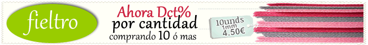Fieltro en Fieltrozitos.com